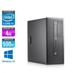 TOUR HP 600 G1 RECONDITIONNÉ