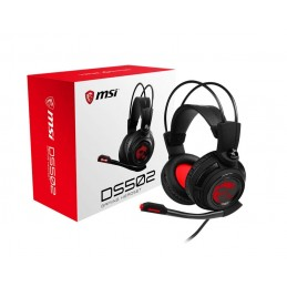 Casque micro Gaming DS502 MSI