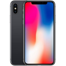 APPLE iPhone X 64 GO RECONDITIONNÉ