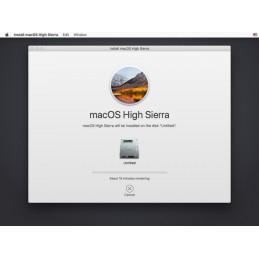Réinstallation sytème Mac