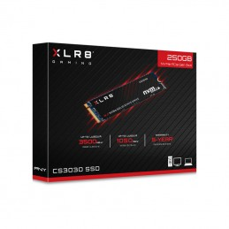 SSD NVMe 250GB PNY XLR8